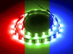 CableMod WideBeam Foam Adhesive LED Strip RGB 60cm