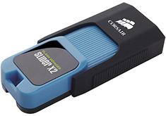Corsair Flash Voyager Slider X2 32GB USB 3.0 Drive