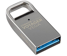 Corsair Voyager Vega 64GB USB 3.0 Flash Drive