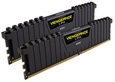 Corsair Vengeance LPX CMK16GX4M2B3200C16 16GB (2x8GB) DDR4 Black