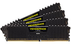 Corsair Vengeance LPX CMK32GX4M4A2400C14 32GB (4x8GB) DDR4