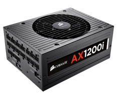 Corsair AX1200i Digital Platinum Modular 1200W Power Supply