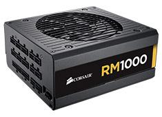 Corsair RM-1000 80 Plus Gold Power Supply