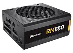 Corsair RM-850 80 Plus Gold Power Supply