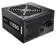 Corsair VS550 ATX Power Supply
