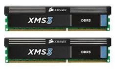 Corsair CMX8GX3M2A1600C9 8GB (2x4GB) DDR3