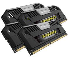Corsair Vengeance Pro CMY32GX3M4A1600C9 32GB (4x8GB) DDR3