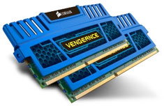 Corsair Vengeance CMZ8GX3M2A1600C9B 8GB (2x4GB) DDR3