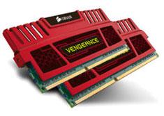 Corsair Vengeance CMZ8GX3M2A1600C9R 8GB (2x4GB) DDR3
