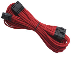 Corsair Red Sleeved ATX 24pin Cable for AXi Series