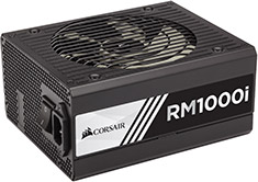 Corsair RM1000i Gold 1000W Power Supply