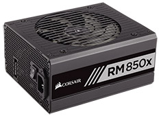 Corsair RM850x 850W 80 Plus Gold Power Supply