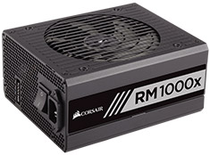 Corsair RM1000x 1000W 80 Plus Gold Power Supply