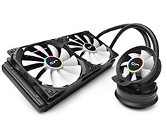 Cryorig A80 Hybrid Liquid Cooler