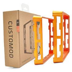 Cryorig Customod Coloured Heatsink Cover for R1 Metallic Orange
