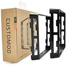 Cryorig Customod Coloured Heatsink Cover for R1 Black
