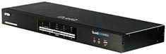 ATEN CS-1644 4 Port USB Dual-View DVI KVMP Switch with Audio