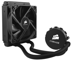 Corsair Hydro Series H55 120mm Liquid CPU Cooler