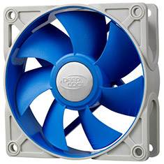 Deepcool Ultra Silent 92mm Ball Bearing Blue Case Fan