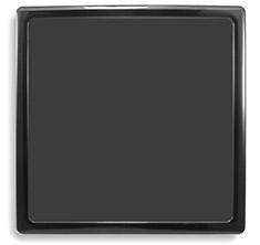 DEMCiflex Fan Filter 230mm Black