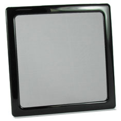 DEMCiflex Fan Filter 80mm Black