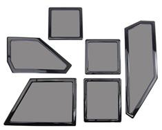 DEMCiflex Magnetic Dust Filter - Custom Set for NZXT 410