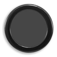 DEMCiflex 80mm Round Dust Filter Black
