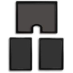 DEMCiflex Magnetic Dust Filter - Custom Set for CM Elite 110