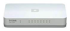 D-Link DGS-1008A 8 Port Gigabit Desktop Switch