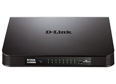 D-Link DGS-1016A 16 Port Unmanaged Gigabit Switch