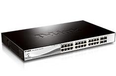 D-Link DGS-1210-28P 28 Port Gigabit PoE Switch
