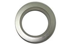 O-Lin LED Downlight Fascia - Bevelled Metallic Silver