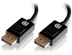Alogic DisplayPort Cable v1.2 Male to Male 5m