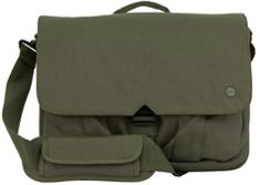 STM Scout 2 11in Laptop Shoulder Bag Olive