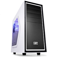 Deepcool Tesseract SW USB 3.0 Mid Tower Chassis White