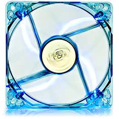 Deepcool XFAN 120mm LED Blue Case Fan with Blue Frame