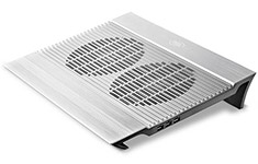 Deepcool N8 Notebook Cooler Silver