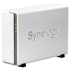 Synology DS115j 1 Bay NAS
