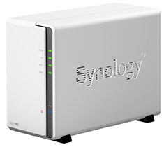 how to set synology nas buffering