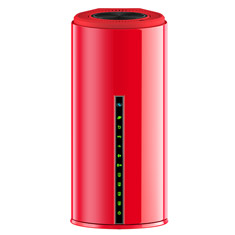 D-Link DSL-2890AL/LE Red Wireless AC1750 ADSL2+ Modem Router