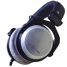 Beyerdynamic DT880 Pro Headphones 250 Ohm
