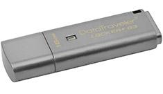 Kingston DataTraveler Locker+ G3 16GB USB 3.0 Flash Drive