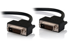 Alogic DVI-D Dual Link Cable Male to Male 3m