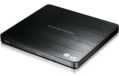 LG GP60NB50 Slim External DVD Writer