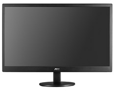 AOC E2770SH 27in Widescreen LED Monitor