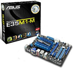 ASUS E35M1-M PRO Motherboard
