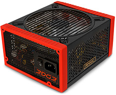 Antec Edge 550W 80 Plus Gold Power Supply