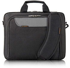 Everki Advance 14in Compact Laptop Briefcase