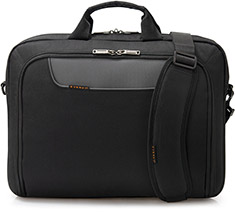 Everki 17.3in Advance Compact Laptop Briefcase