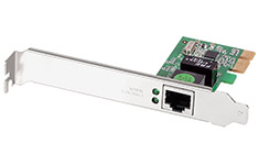 Edimax 9260TXLP Gigabit PCI-E Adapter with Low Profile Bracket